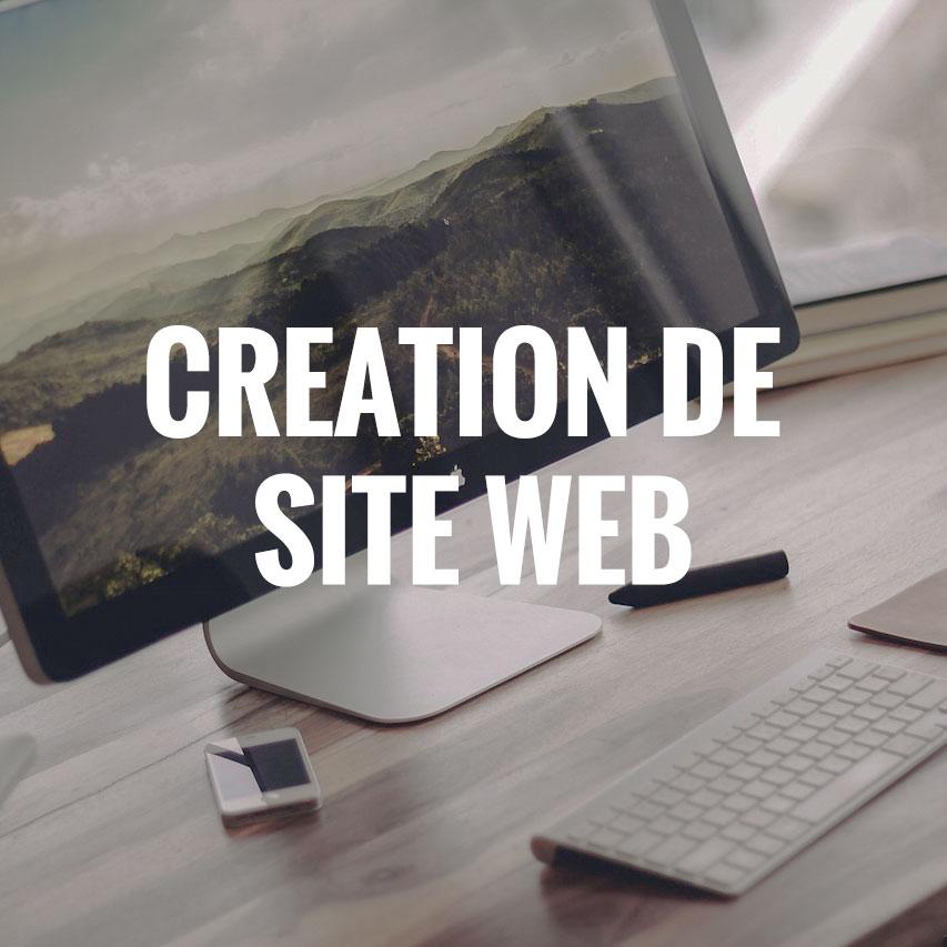 prestataires creation de site web