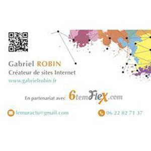 gabriel robin prestataire web