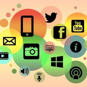 médias sociaux btob