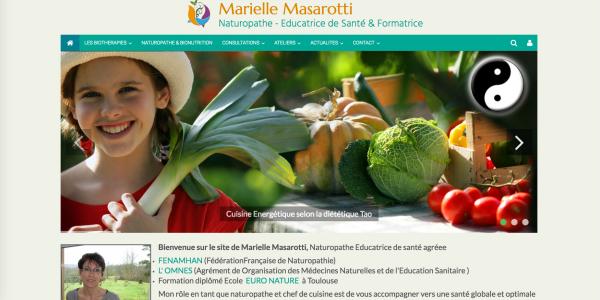 Marielle Masarotti – Naturopathe