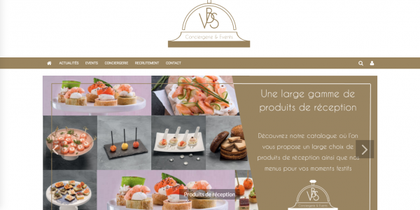VBS – Conciergerie et Events