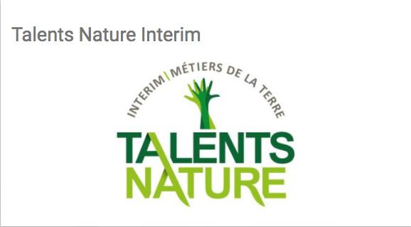 Talents Nature Site réalisé par Ultrasyd Informatique à Pornic