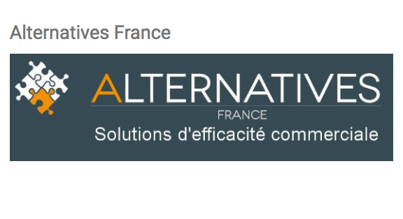 Alternative France site réalisé par Utrasyd Informatique