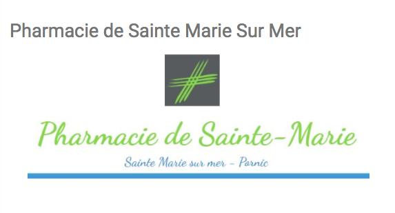 Pharmacie de Sainte Marie sur Mer Site réalisé par Ultrasyd Informatique à Pornic