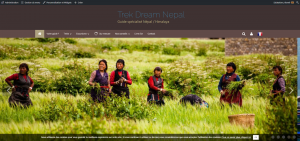Le site du mois #13 – Trek Dream Nepal
